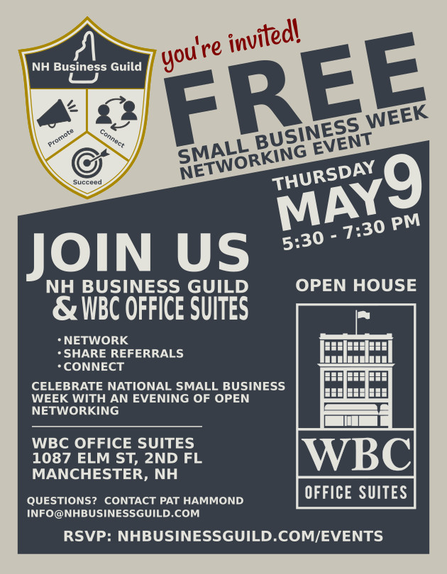 Small Business Week Event